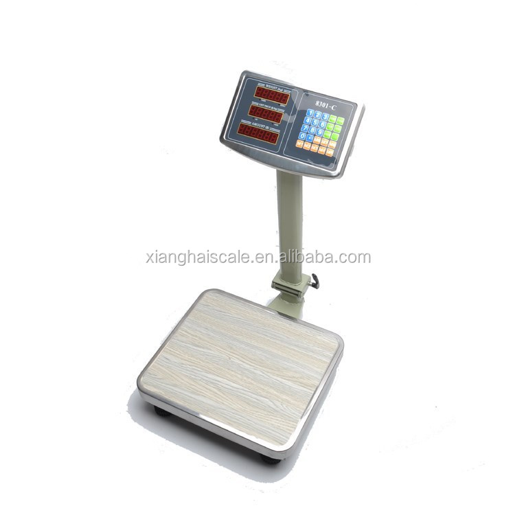 Electronic Table-Top 60kgs Platform Weighing Balance Scale