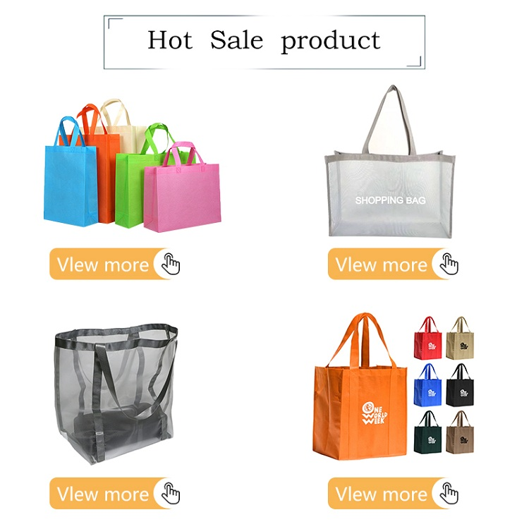 Fácil Carring Saco de Compras Ecológico Preto Sacola Reutilizável Saco de Malha de Nylon Saco de Compras para As Mulheres