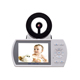 Manufacturer Two-way Audio PTZ Wifi Electronic Summer Infant Walkie Talkie Baby Monitor
