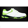 2016 new High quality golf equipment men cowhide lightweight waterproof breathable slip soles golf shoes