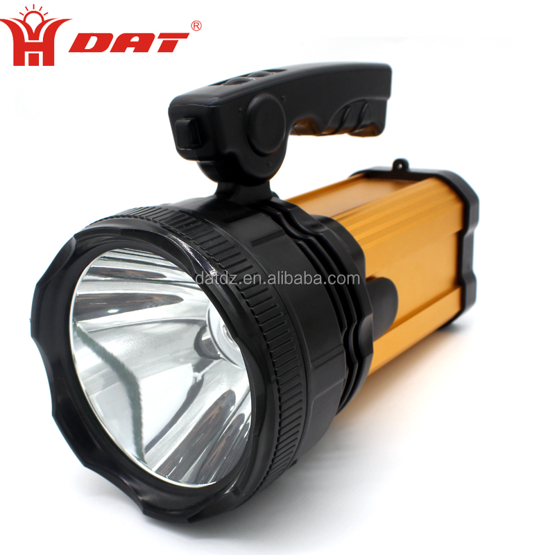 Good Sales 15W COB High Power Rechargeable Led Searchlight