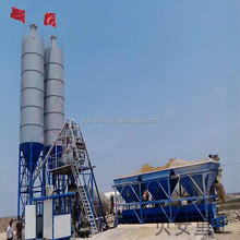 wet mix concrete batching plant made in china