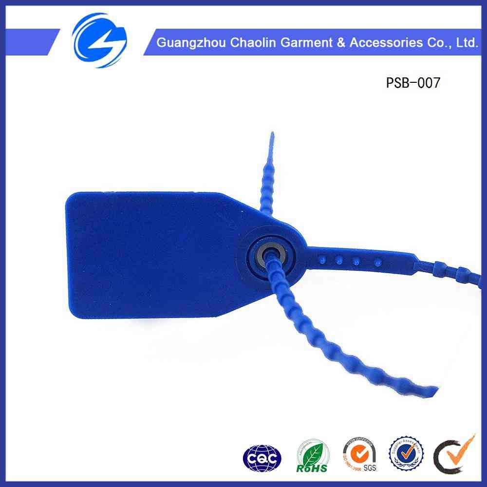 PSB-007 300mm disposable plastic safety seal for travel