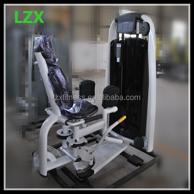 LZX-2014 Gym use Adductor/Inner thigh / Inner Thigh Adductor Machine for wholesale