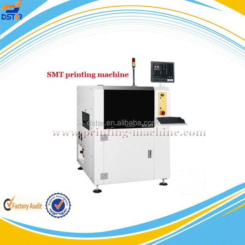 Quality Guaranteed !!! SMT manual stencil printing machine / solder paste printer / screen printer with low price