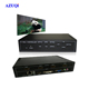2017 Brand New Plug and Play easy to use 2x2 video wall controller with VGA HDMI USB AUDIO