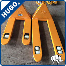 3 ton hydraulic pump long fork hand pallet truck lift with CE certificate