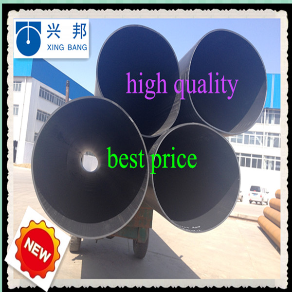 Polyethylene hdpe Water and Sewer Pipe
