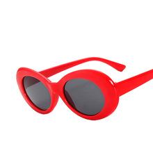 De CLOUT gafas UV400 espejo Cobain gafas de sol mujer hombre moda gafas de  sol masculinas 1cae15b05a62