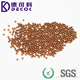 Copper plated bearing steel ball