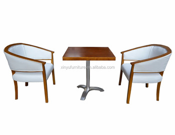 Exceptionnel High Class Coffee Shop Table And Chair Set