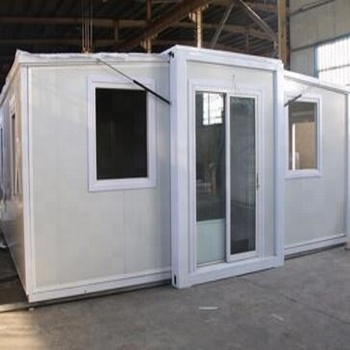 20ft cheap modular homes prefab sandwich panel material expandable container house