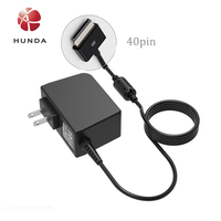 HUNDA 18W Replacement 36pin15V 1.2A AC Travel Wall Charger Adapter for EeePad Eee Pad Transformer Prime TF201, TF300t tablet