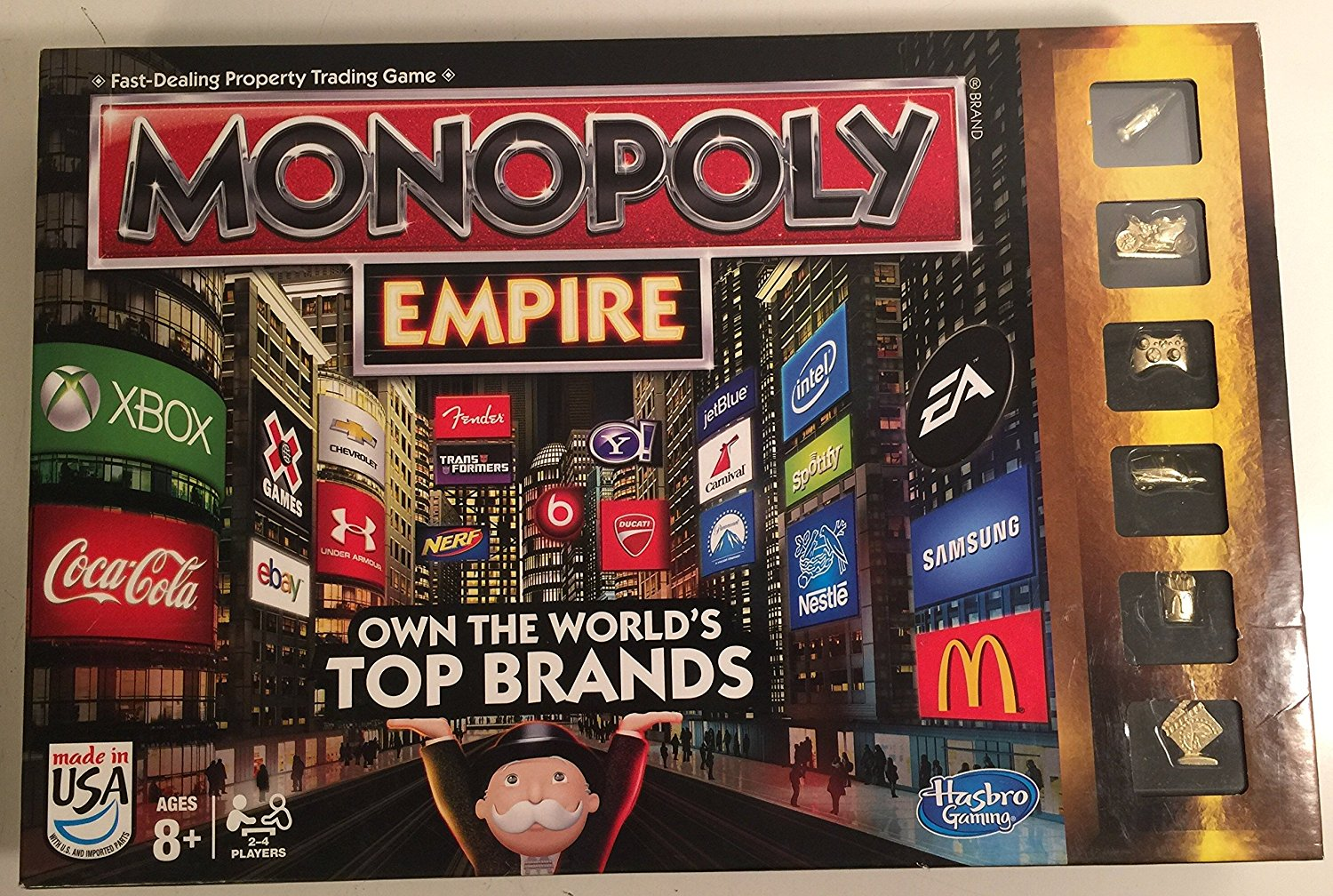 Monopoly Empire Own The World's Top Brands