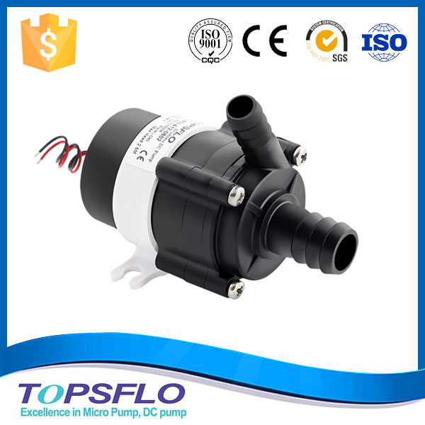 mini dc brushless silent 12v 24v split system air conditioner pump