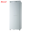 100l-310l home use single door vertical freezer with crisper drawers