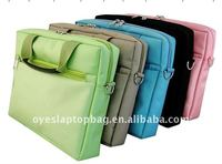 10.6 inch colorful laptop bag/ netbook case