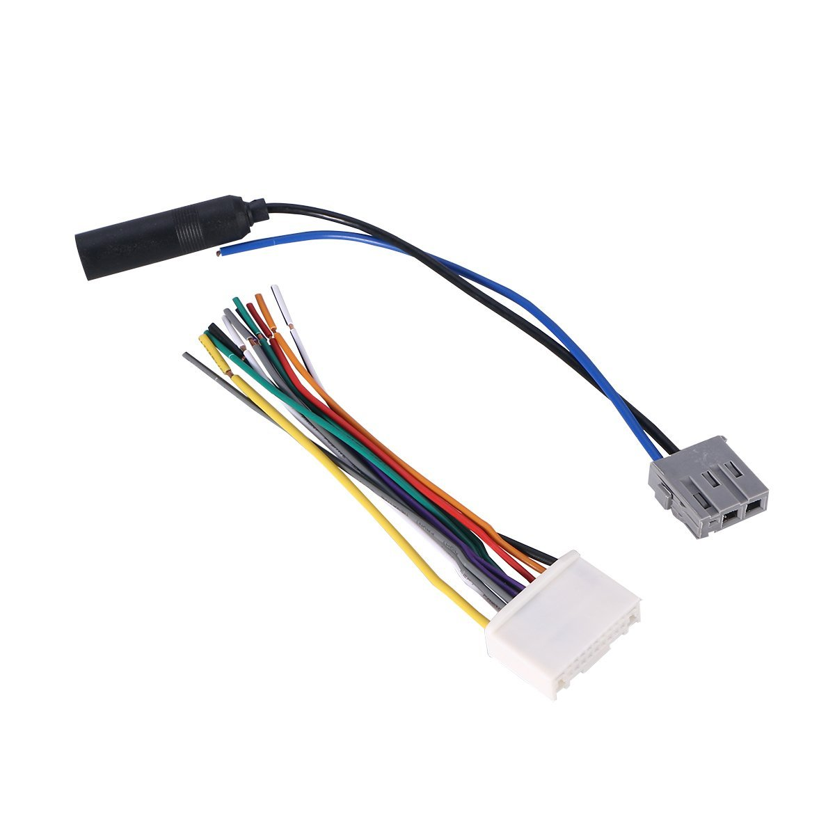 For Nissan Wiring Harness On Scosche Wiring Harness Color Code