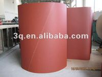 Antistatic sanding belt for furniture,wood--1330x2200mm;1350x2620;1380x3250mm