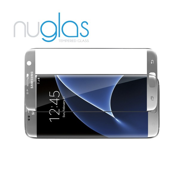 2016 prefect OEM For Samsung Galaxy s7 edge tempered glass screen protector / Full Cover 3D curved s7 edge tempered glass