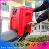 Cooler Box,China Cheap Promotional Items For Beverage Lunch Food Soda Drinks Handled PE Insulated Plastic Cooler Box