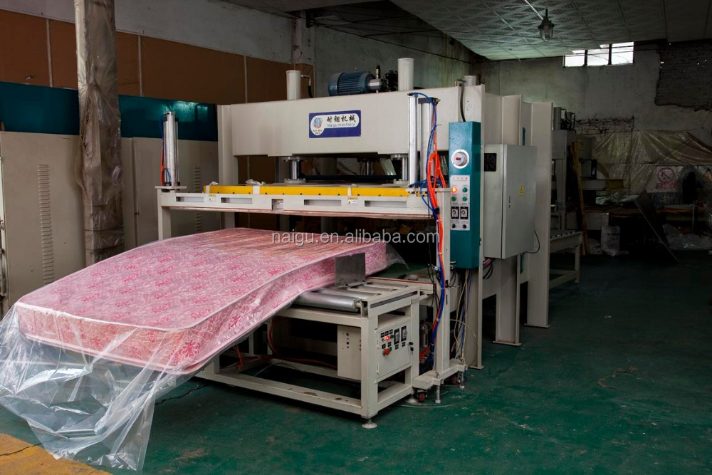 compressed mattress tissue machine NG-11M
