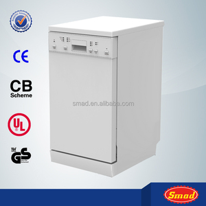 restaurant cutlery washer, high efficiency freestanding dishwasher