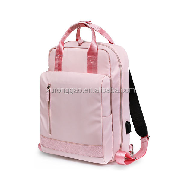 Fashion design waterproof kids bags school bags for girls backpack