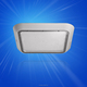 aluminum housing and pc cover 100w 120w led canopy light