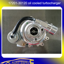 17201-30120 Turbo charger for Toyota oil cooled 2KD Engine