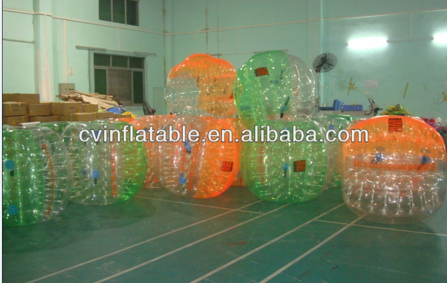 inflatable bubble ball / crazy bubble ball