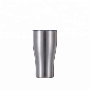Stainless Steel Double Wall Insulated beer cup Coffee Tea Beer mug 20oz travel tumbler