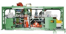 SECOND STAGE PASSENGER CAR TIRE BUILDING MACHINE
