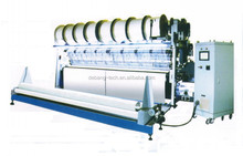 terry fabric 4 bars high speed tricot warp knitting machine