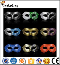 Newest Fashion Plastic Multi-color Halloween Party Masquerade Mask