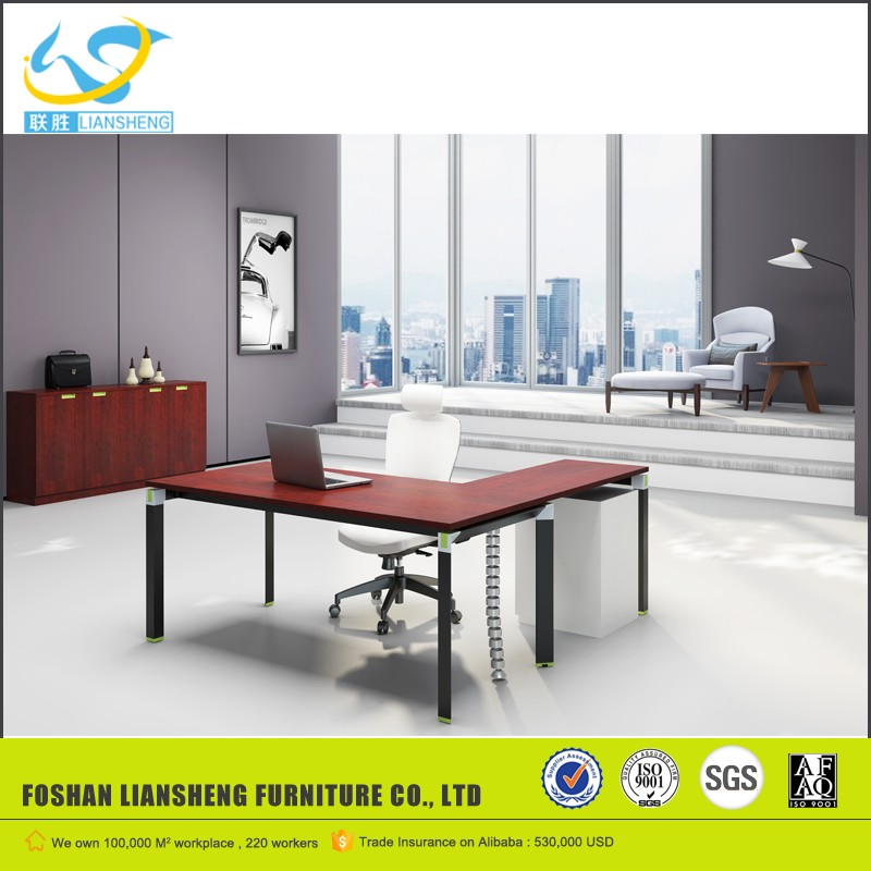 Office Furniture Particle Board Computer Desk Suppliers And Manufacturers At Alibaba