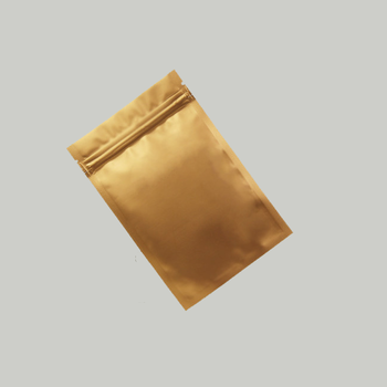 Pure Mylar Cooking Food Coffee Self Seal Pouch Heat Silver Aluminum Foil Powder Ng Bag
