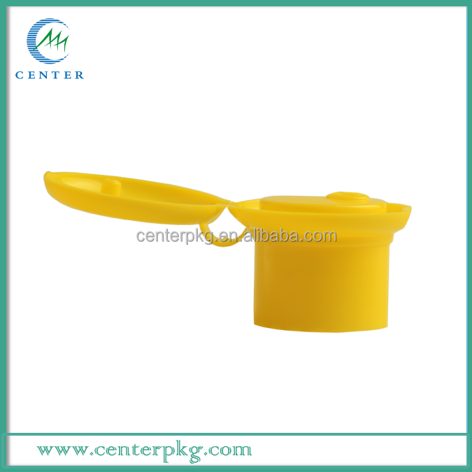 Ruipack different kinds of plastic flip top butterfly cover cap wholesale,plastic 24mm filp top cap for plastic cosmetic