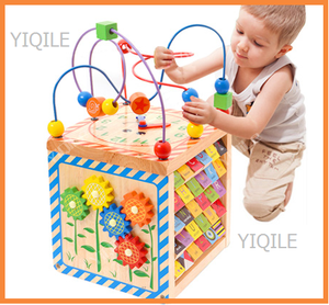 YIQILE polyhedral toys puzzle toy educational board game made in Guangzhou China