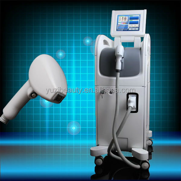 2014 newly upgraded hair removal medical aesthetic equipment LS-808 with CE certificate
