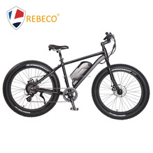 750W long distance quality Fat tyre Snow ebike