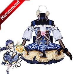 ROLECOS-Japanese-Anime-Love-Live-Cosplay-Costumes-Flower-Bouquet-Arousa-Kousaka-Honoka-Minami-Kotori-Ayase-Eli