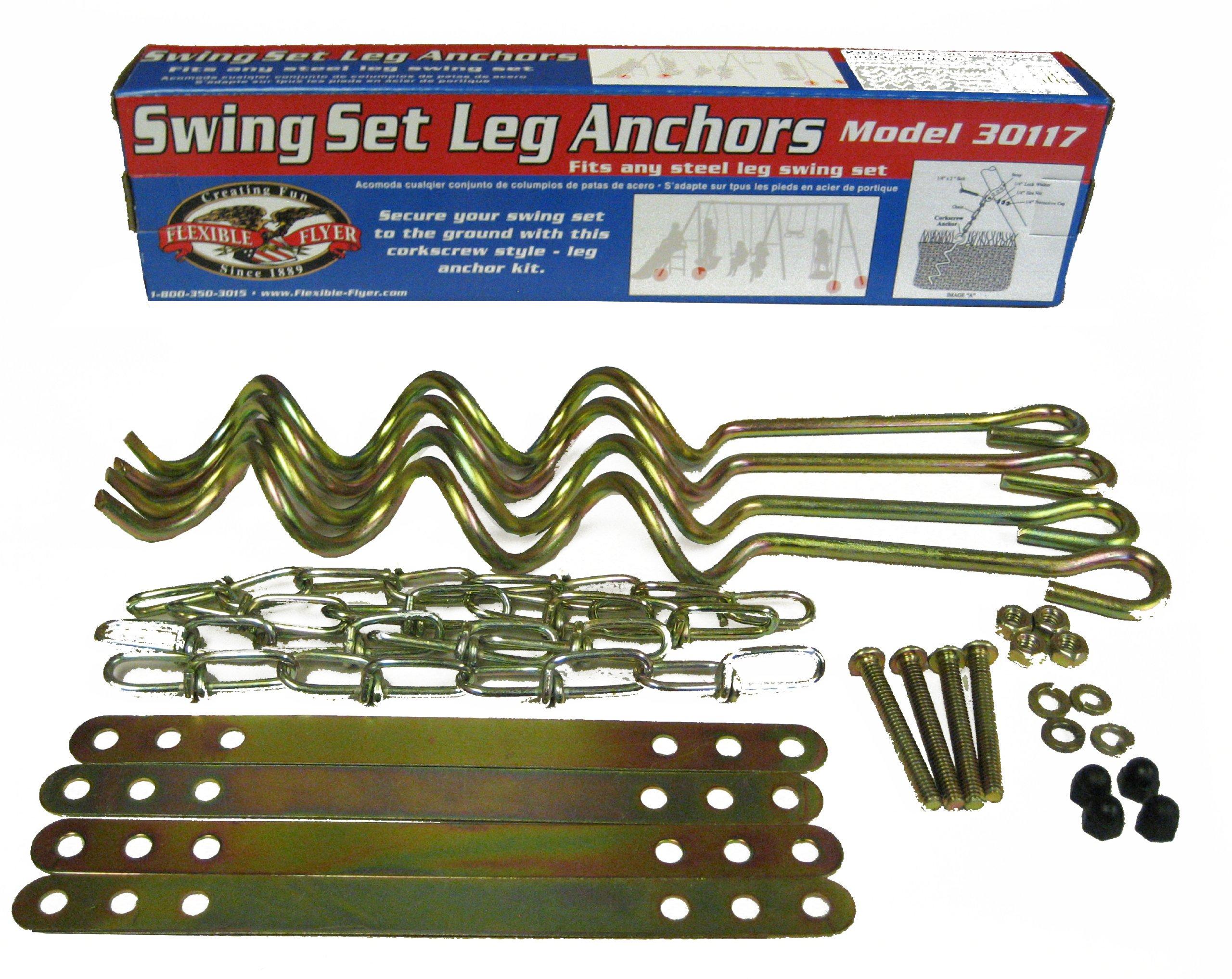Buy Flexible Flyer Swing Free Metal Swing Set In Cheap Price On M