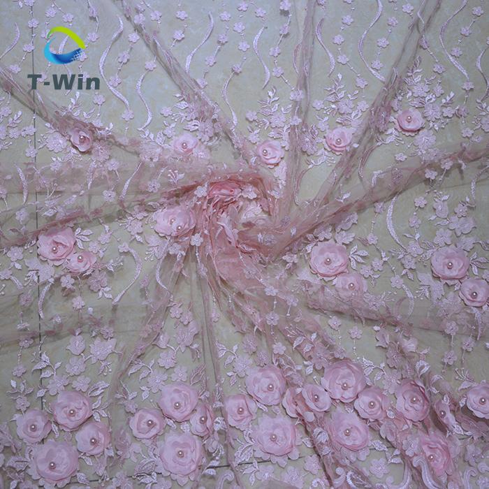 ผ้าเลื่อมและลูกปัดราคาถูกสำหรับผ้าชุดแต่งงานเอเชีย