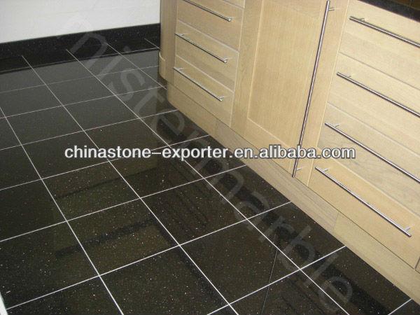 Granite Black Star Galaxy Big Granite Floor Tile Buy Black