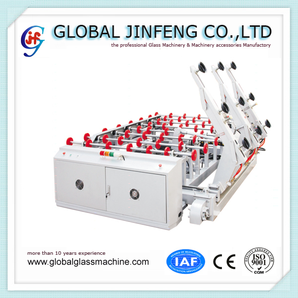 CNC Automatic glass sheet loading machine & table