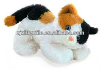big part white body kids custom plush toys for best sell
