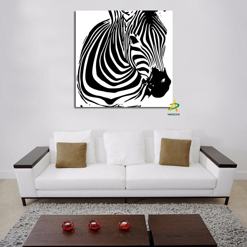 Home Goods Wall Art Canvas Painting Horse, Home Goods Wall Art ...