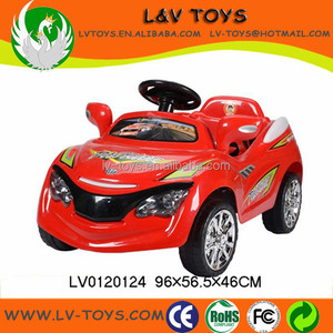 Red kids electric car/children ride on car