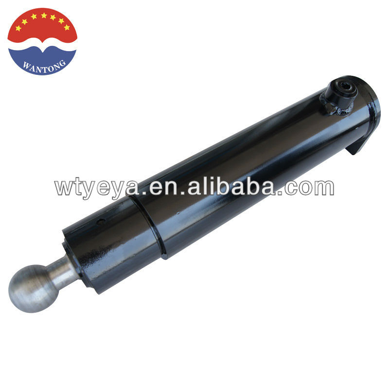 double ended heavy duty large hydraulic cylinders for forestry equipment
